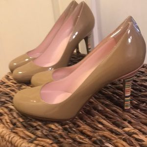 NEW kate spade Patent Leather Pumps